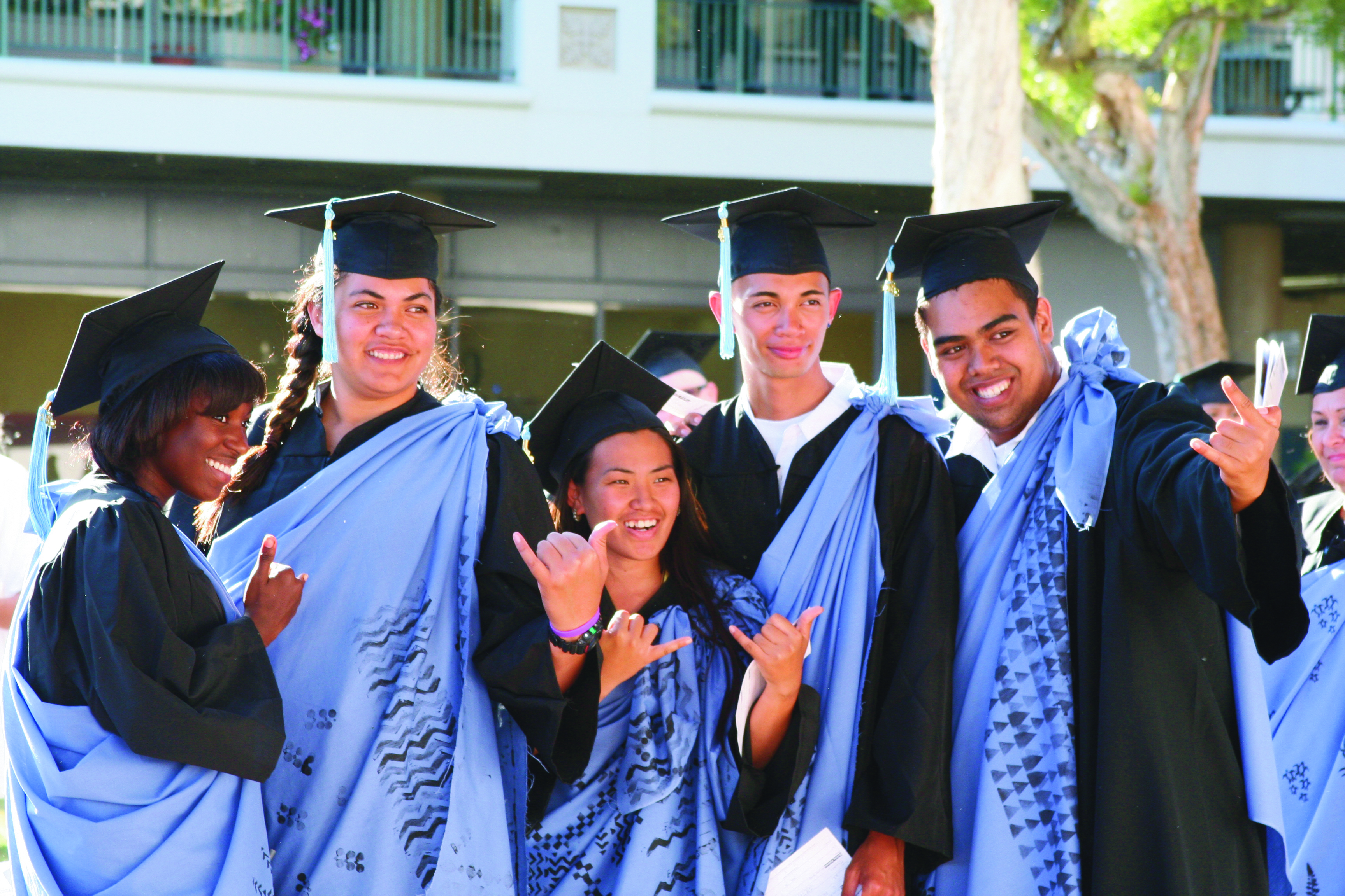 Leeward CC graduates