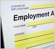 Employment form