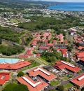 UH Hilo aerial view